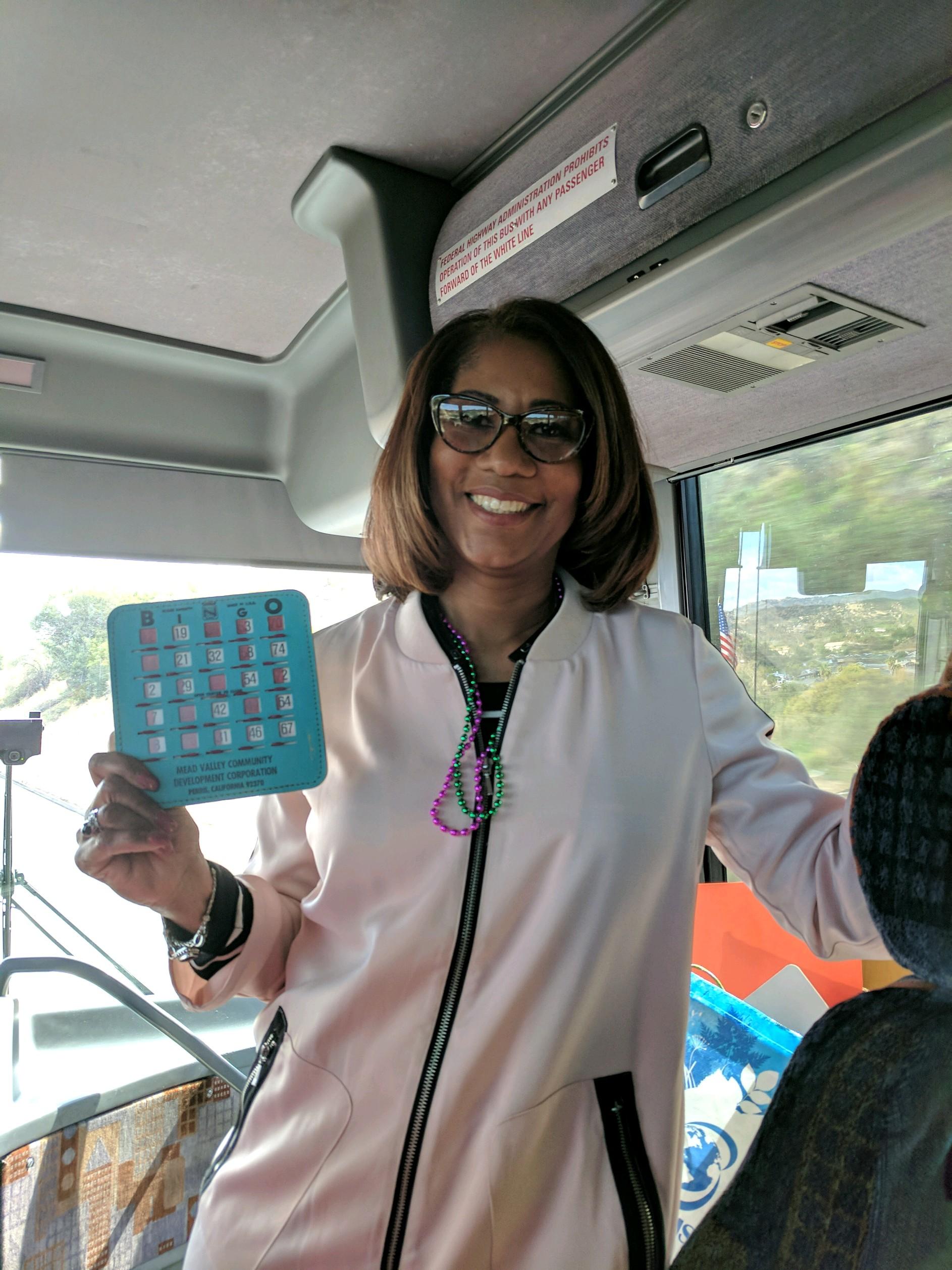 MLO Hosts President's Day Viejas Casino Bus Trip