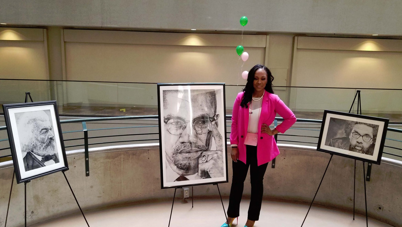 MLO Member Featured Artist at 90th FWRC Artwalk