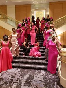MLO Hosts the 2019 Hot Pink Affair: Pearls Behind The Mask