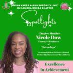 "MLO Spotlights Nicole Dow, Executive Director of ""Saturdays"""